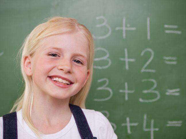 Anyone can do math. #education #math #momtastic