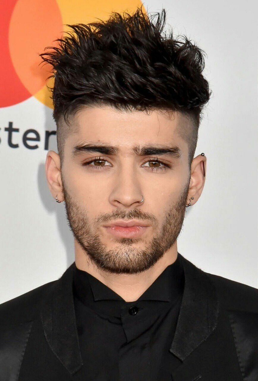Zayn Malik Haircut 2018 Name - Wavy Haircut