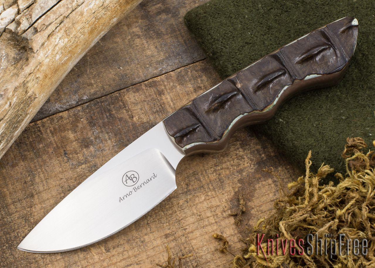 Arno bernard knives predator series great white croc