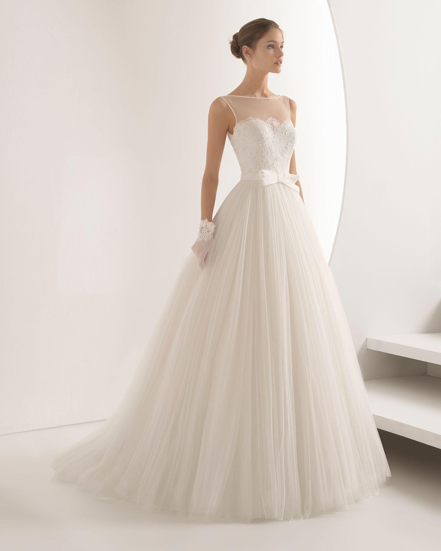 2018_ALBANO_ROSA_CLARA_1.jpg (1536×1920) | Wedding dress2 ...
