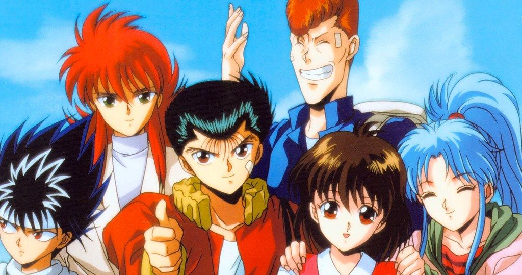 The 10 Best Shounen Anime Of The 90s Ranked According To Imdb