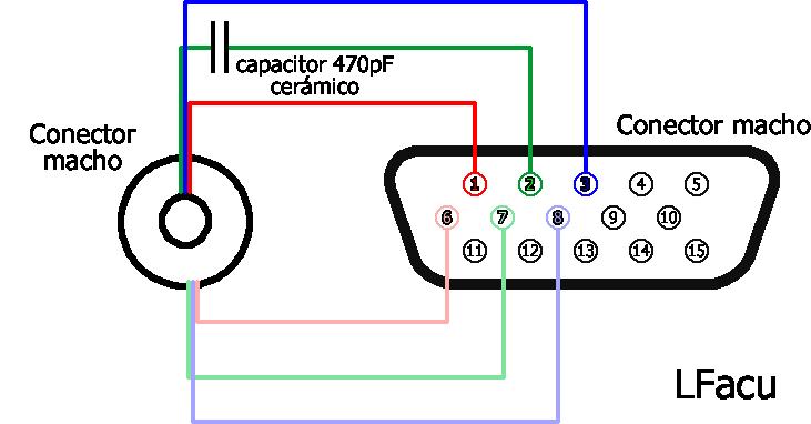 d0e40d81da55350110edcce3f5a31642 convertidor de se�al vga rca dise�o de muebles pinterest vga to rca diagram at suagrazia.org