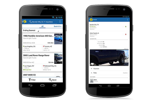 Shipping and Transportation App The iPhone app to find