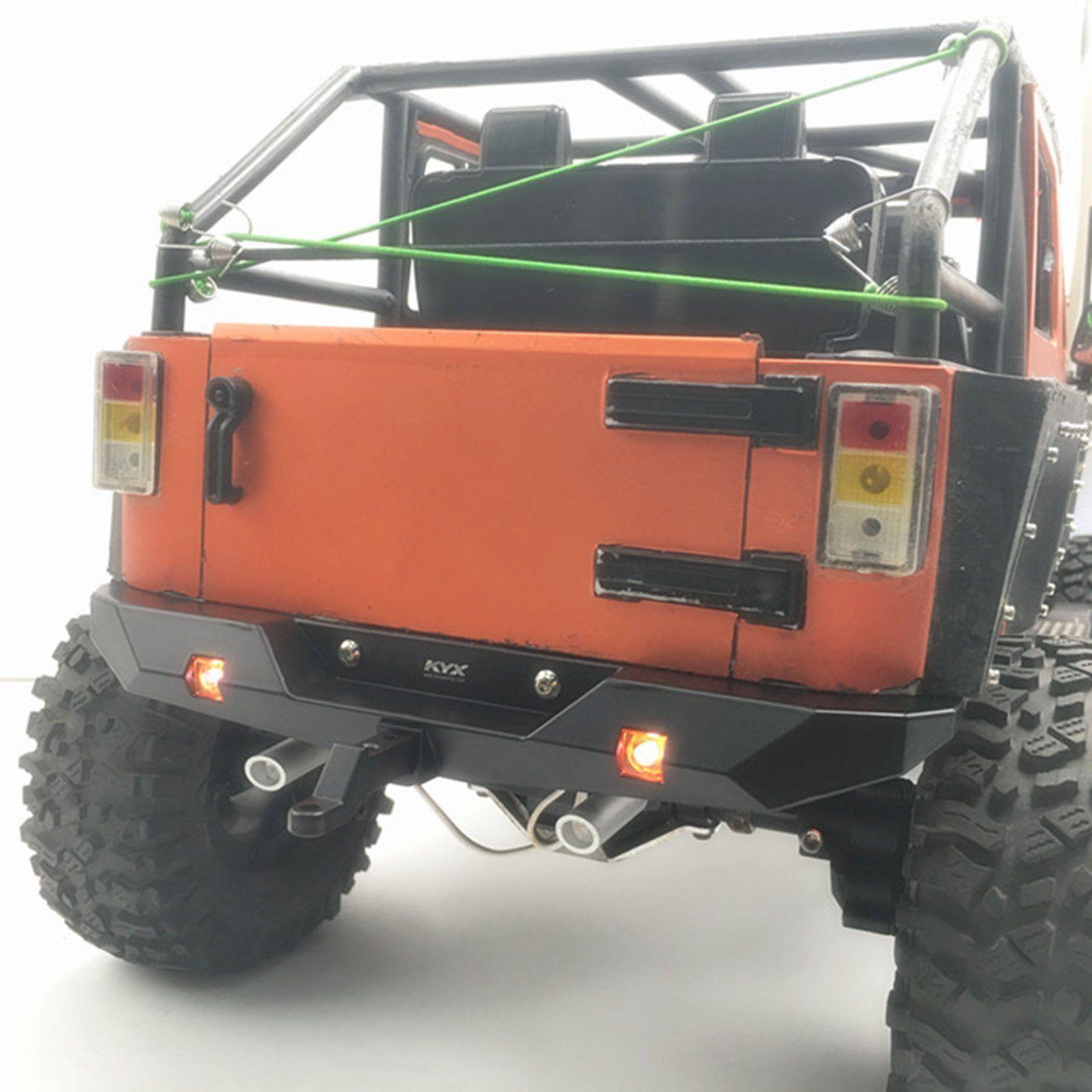 For Traxxas Rock Crawler Trx 4 Axial Scx10 90046 Rc Car Parts Exhaust Pipes Ebay Rc Car Parts Traxxas Car Parts