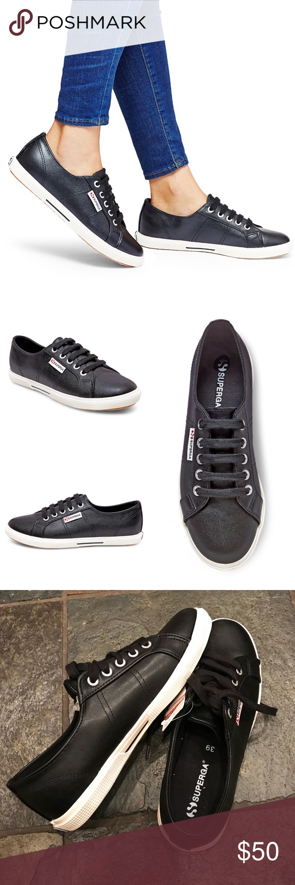 Sneakers, Superga shoes
