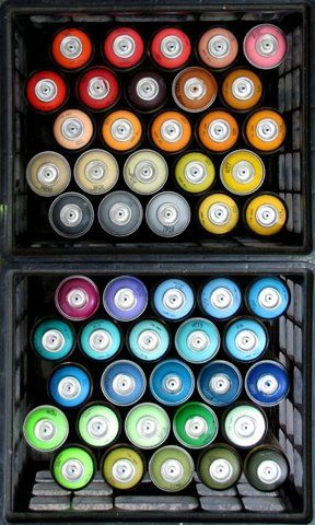 The Right Way To Use Spray Paint