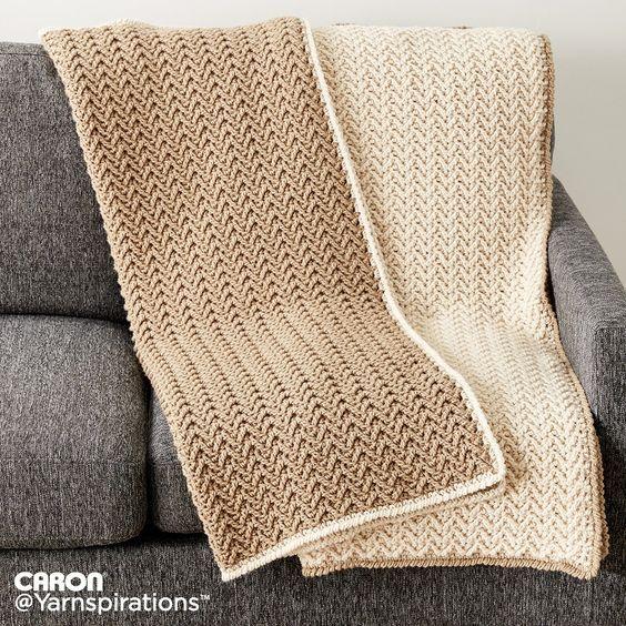Crochet Texture Lap Blanket Crochet Charity Lets Make A