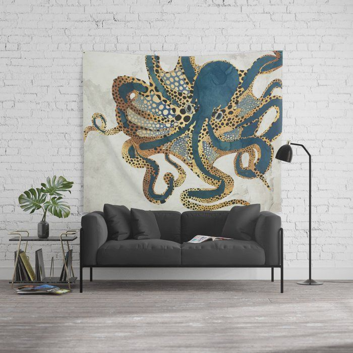 Indian Homeinterior Design: Underwater Dream VI Wall Tapestry. Repin Or Leave A