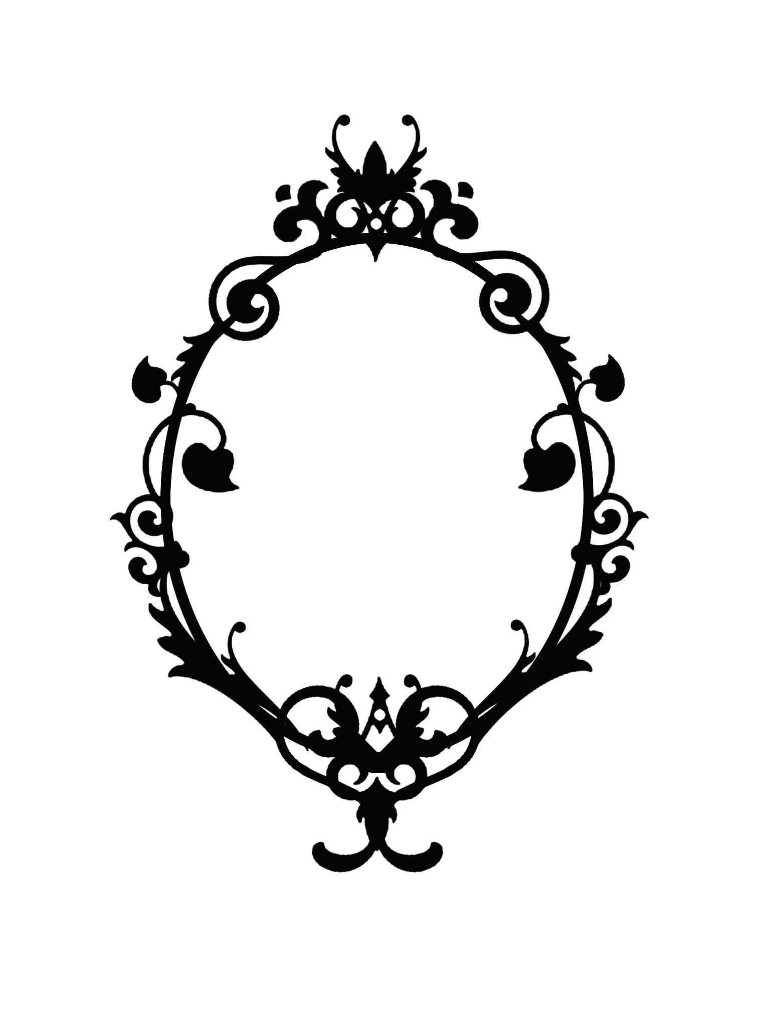 Ornate_Oval_Frame_Cutout_01_by_Tigers_stock.png 1536×2048 pixels ...