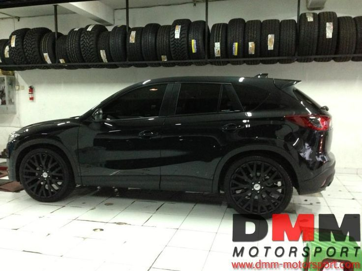 Matte Black Mazda Cx 5 Recherche Google Black Wheels Mazda Cx5 Mazda