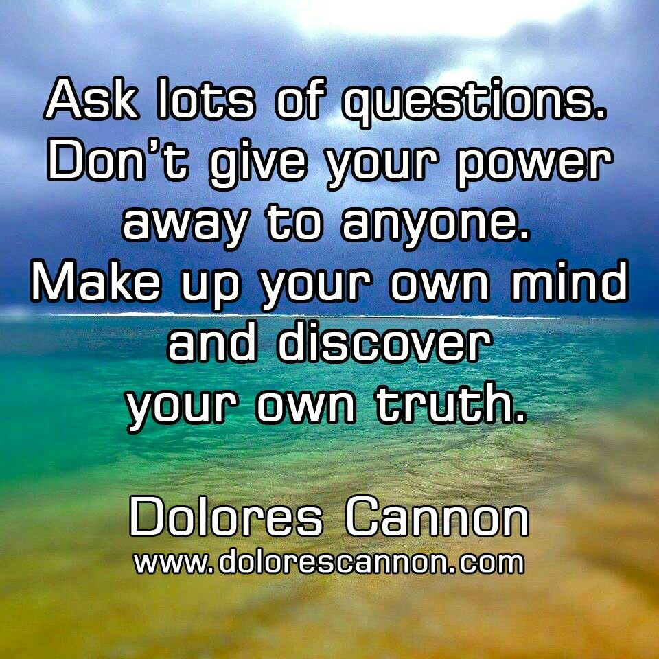 Limited Beliefs About Love  >> I Love The Books By Dolores Cannon Her Work In Quantum Hypnosis