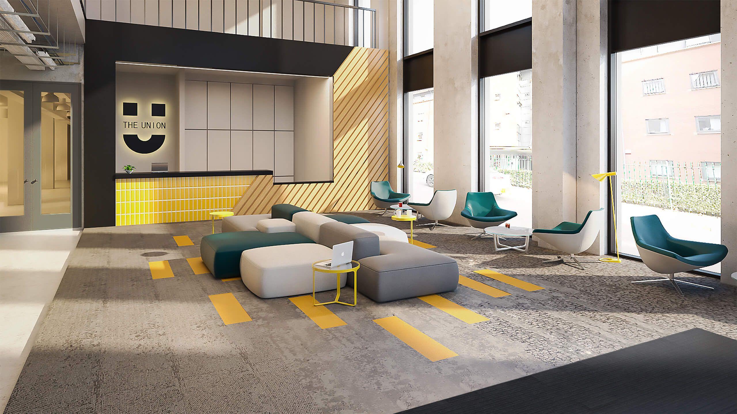 Mmu Student Union Education Architecture Student Lounge
