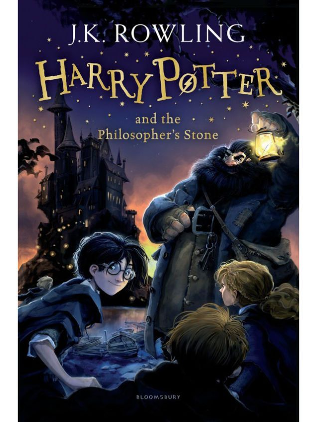 Fun New Harry Potter Covers Look Like Concept Art For A Cartoon