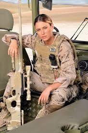 Mujeres militares de españa