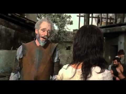 Man of La Mancha Dulcinea - scenes from Movie (1972) Don Quixote ( Peter O'Toole ) sings to  Dulcinea (Sophia Loren). #scenesfrommovies