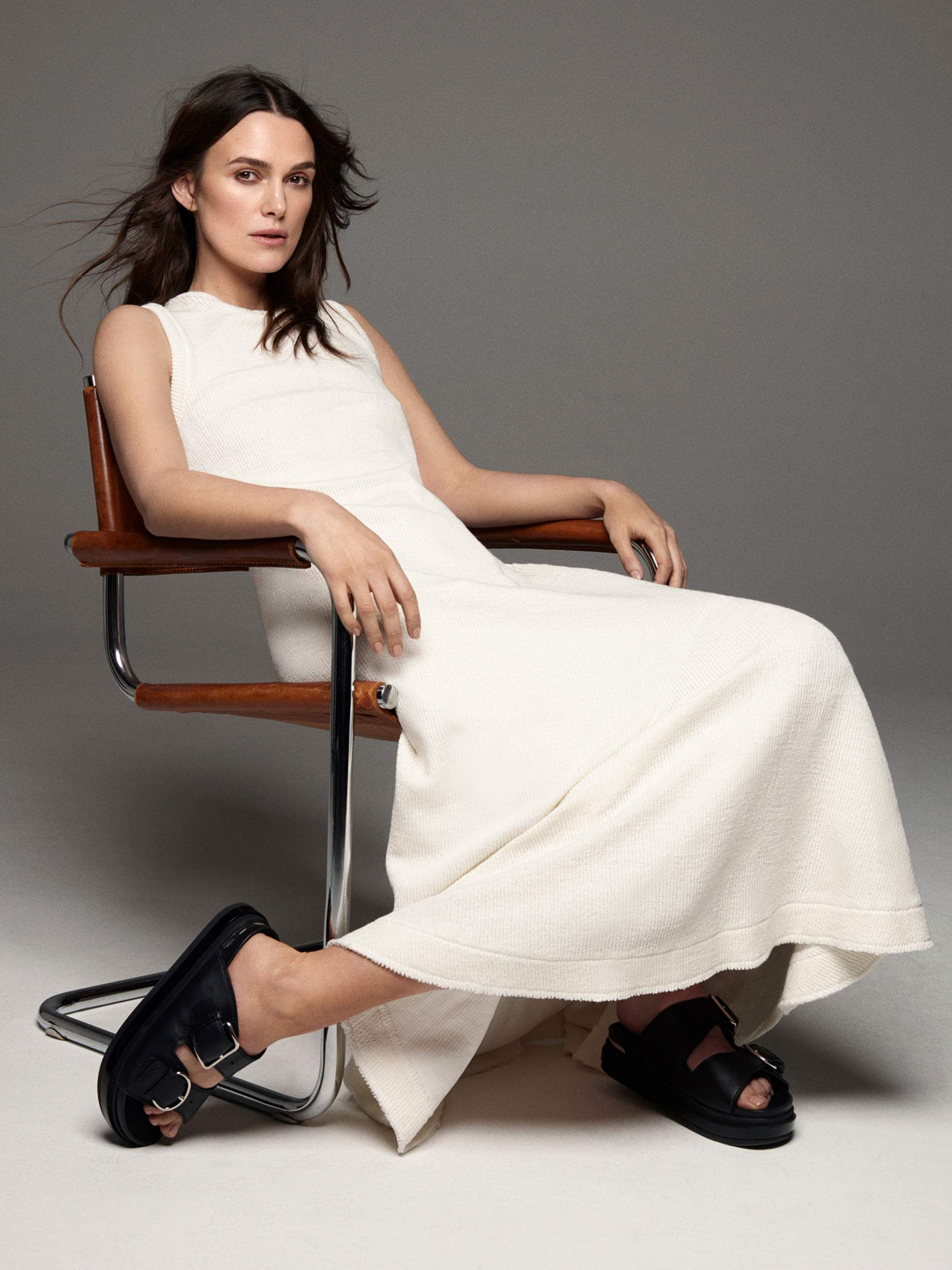 Keira Knightley on fame, family & busting that fairytale