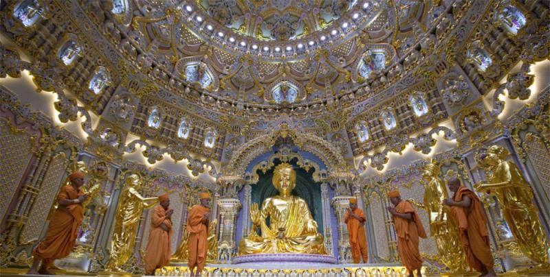 Bhagwan Swaminarayan Swaminarayan Akshardham - Google Search