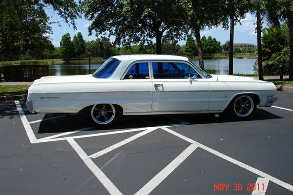 1964 Chevy Belair 2 Door Chevy Chevy Impala Chevy Bel Air