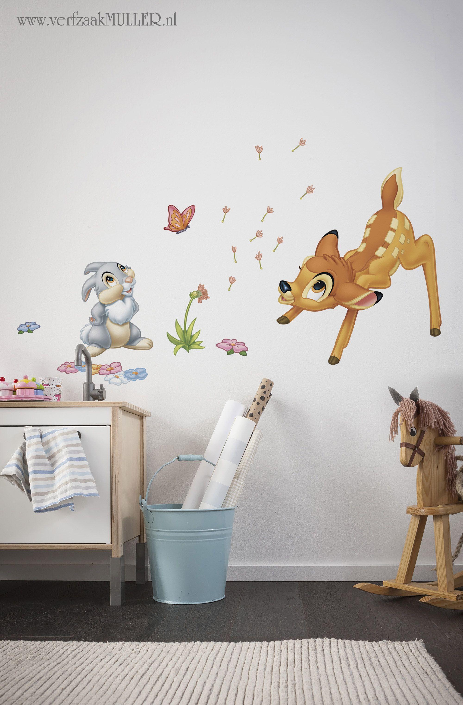 Muurstickers Disney Babykamer.Disney Wallpaper Stickers Komar Fotowanden En Stickers