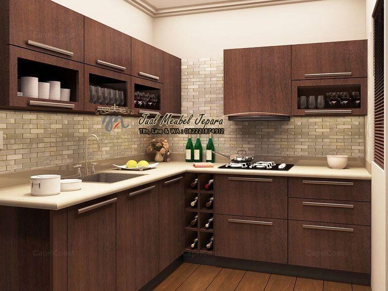 Perabot Dapur Kitchen Set Minimalis Murah Kitchen Room Design