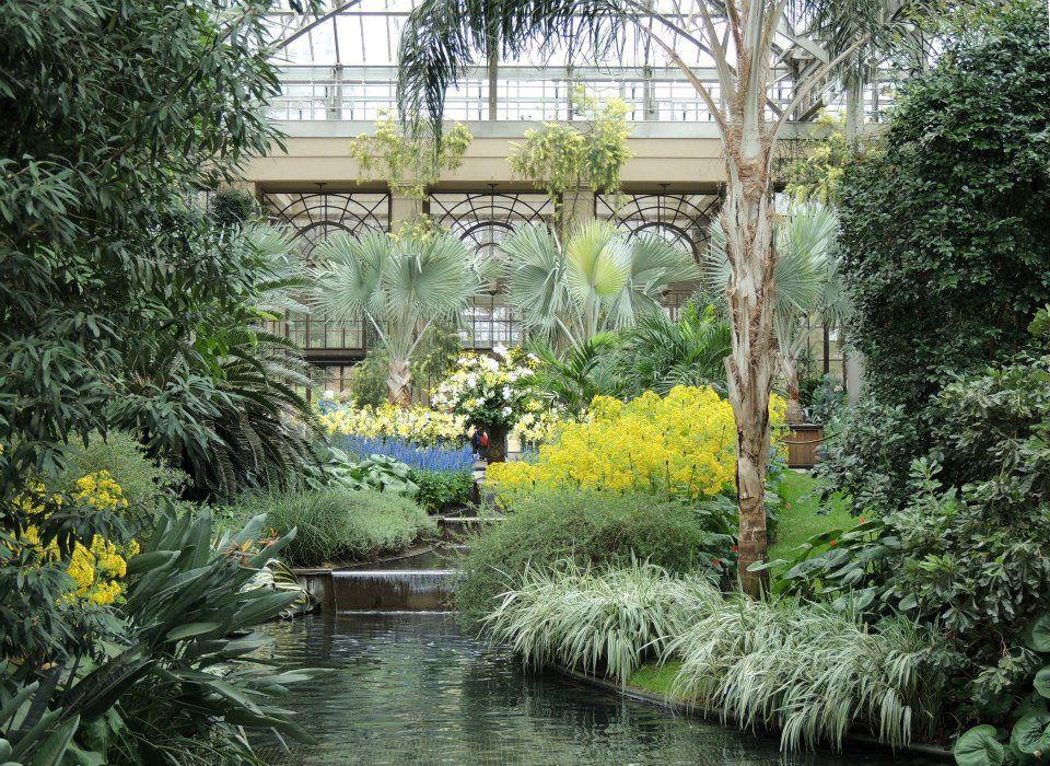 Longwood Gardens (With images) Longwood gardens, Garden