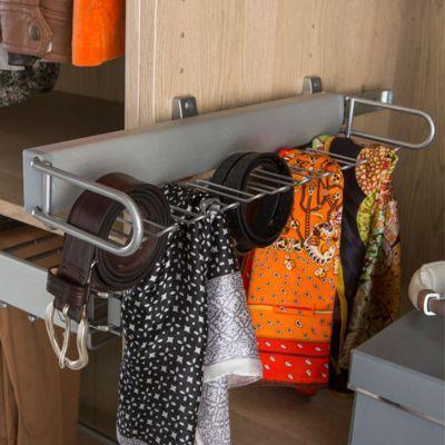 Porte cravate Form Darwin 46 cm en 2020 | Castorama, Salle de bains dressing et Chambre ...