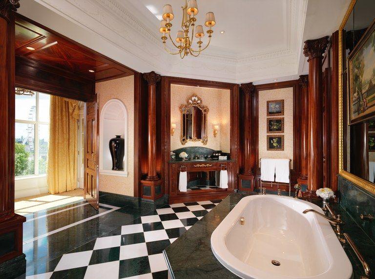 Peek Inside 6 Of Londons Most Expensive Hotel Suites