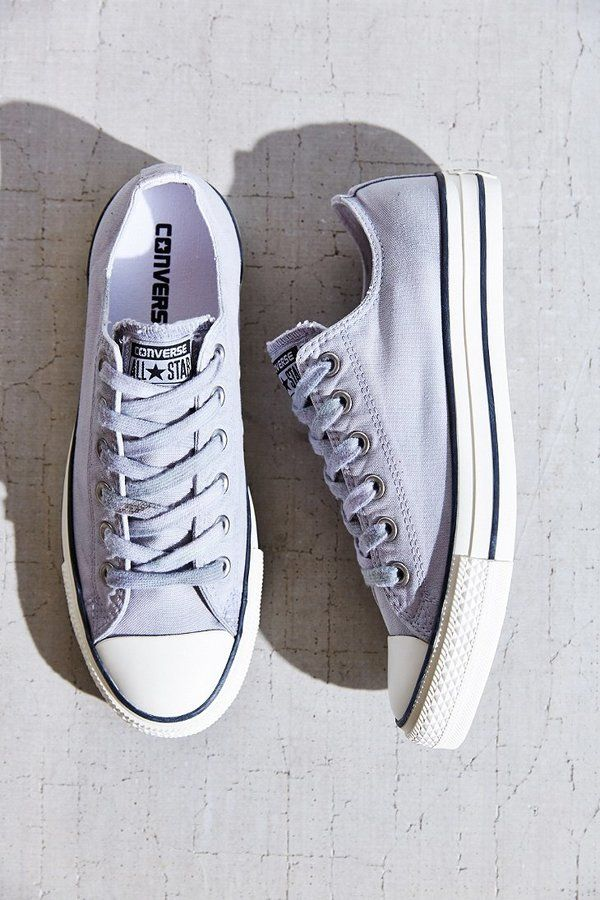 fd7386b73a598 Converse Chuck Taylor All Star Washed Low-Top Sneaker