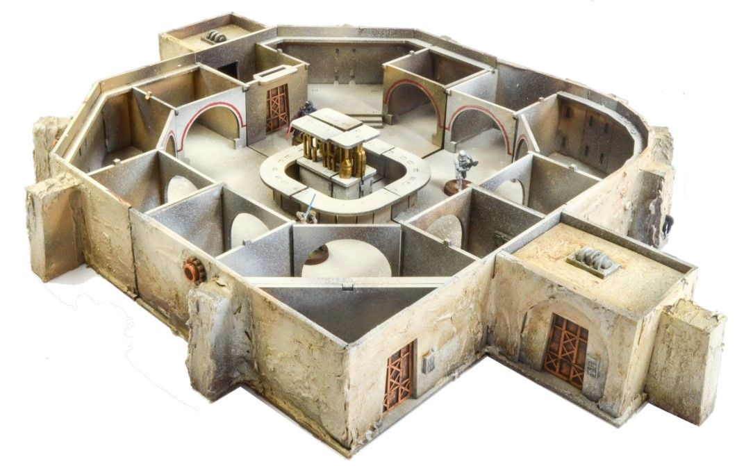 Pin on Jungle Fortress and Terrain Projects