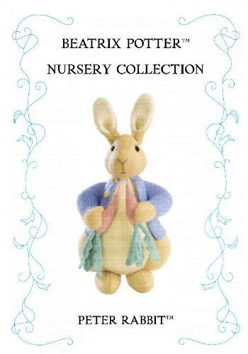 Beatrix Potter Nursery Collection: Peter Rabbit (Knitting Pattern) by Alan (Designer) Dart, http://www.amazon.co.uk/dp/B004QVGWI8/ref=cm_sw_r_pi_dp_ZCMitb13JRJWT