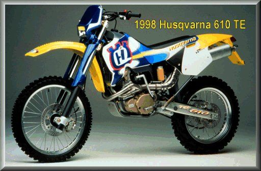 husqvarna te 610 husqvarna pinterest dirt biking. Black Bedroom Furniture Sets. Home Design Ideas