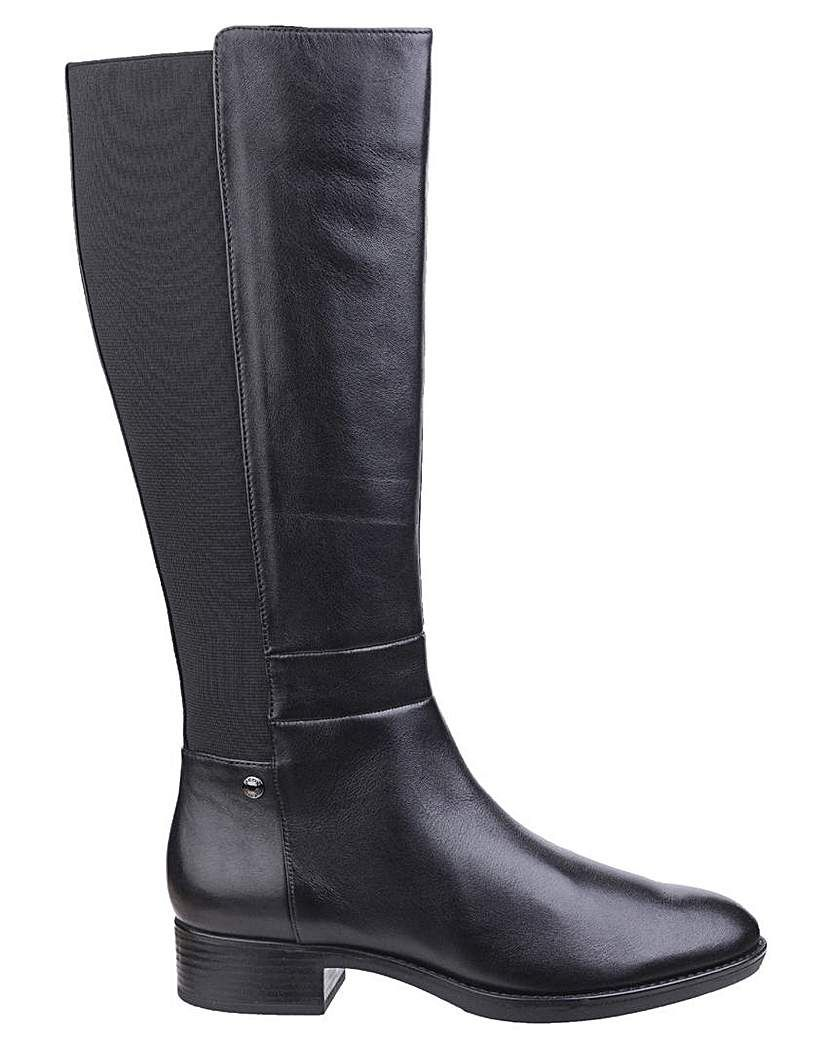 new styles f4eec 2ebe3 Geox D Felicity Womens Long Boot | Products | Ladies long ...