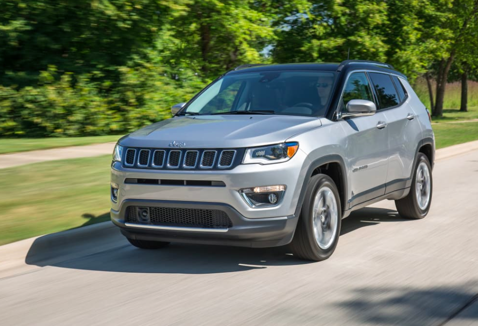 2017 Jeep Compass Review Photo Gallery Jeep compass