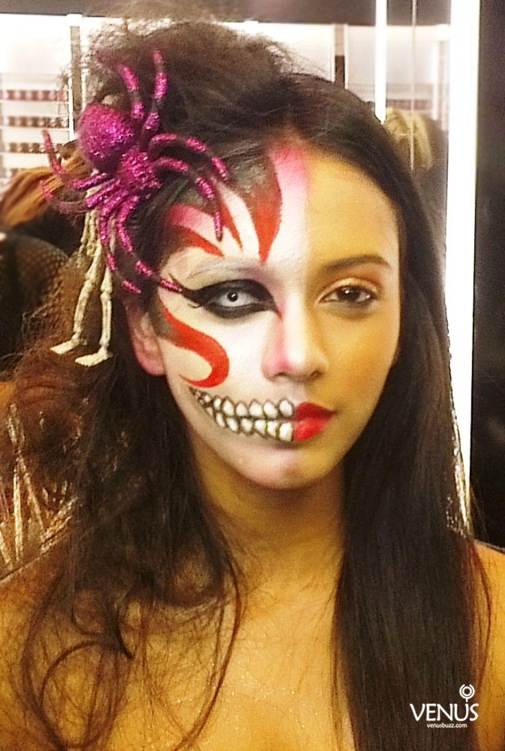 top 10 diy creative diy halloween makeup | share today's craft and