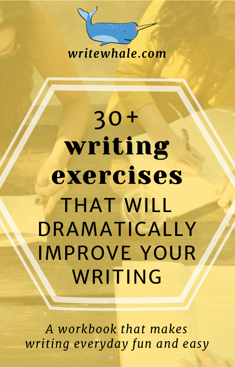 A Writing Workbook Full Of Exercise Learn How To Come Up With Creative Idea For Nov Novel Write Your Dissertation In 15 Minute Day