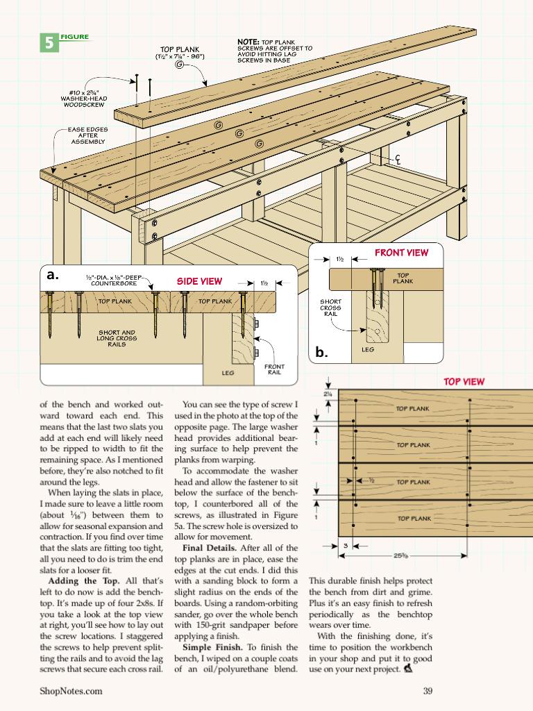Pin By Kyle Wieder On Diy Workbench Plans Diy Workbench Plans