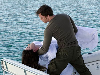 DEXTER-i did not like what happened in the series finale.