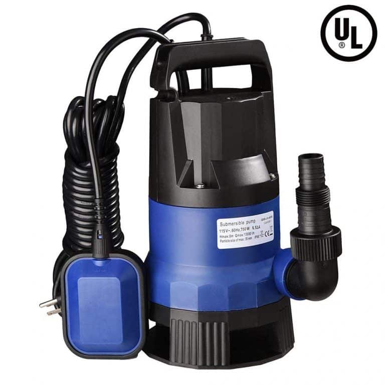 Top 10 Best Submersible Water Pumps in 2020 Reviews