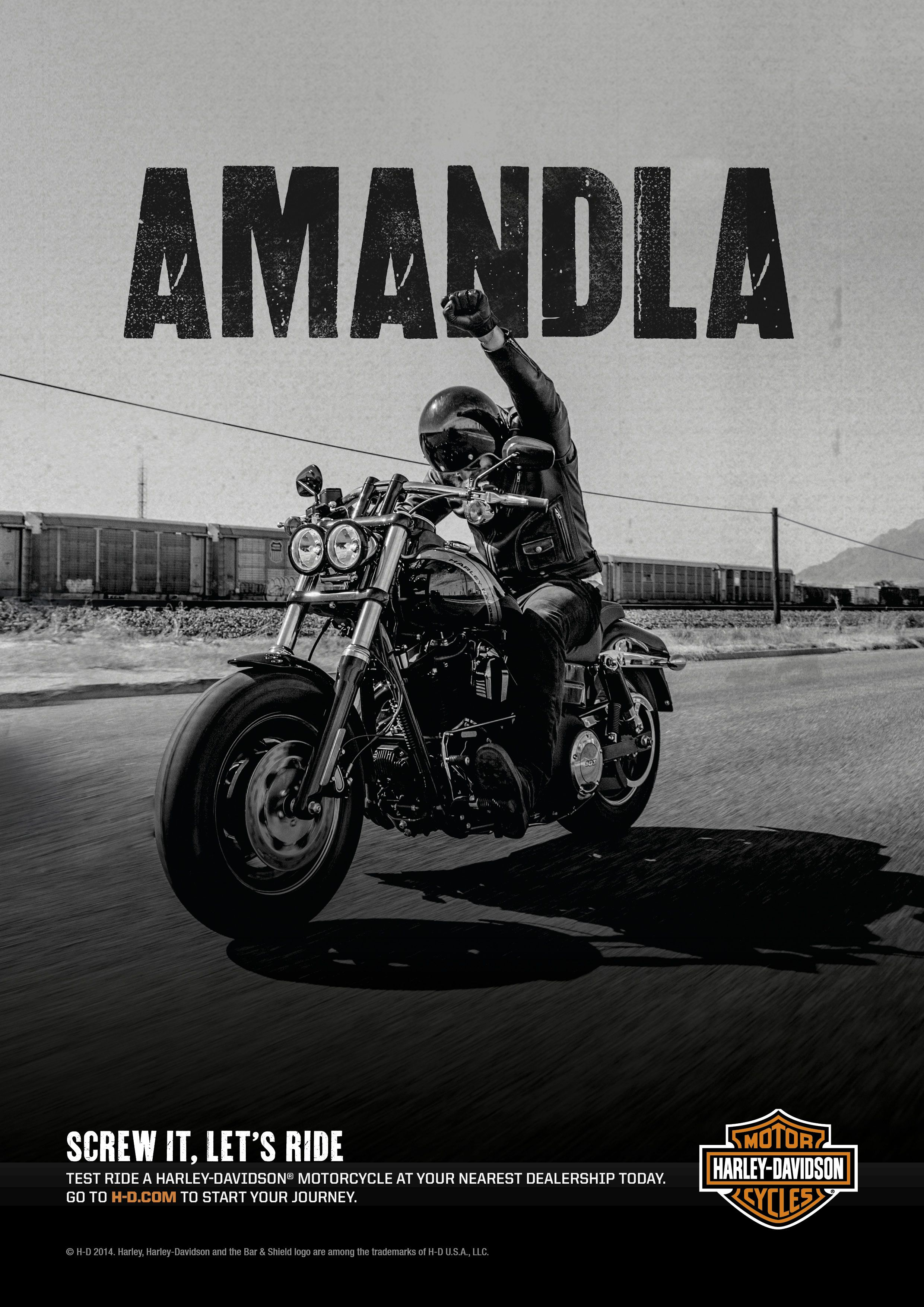 Harley Davidson Advertising: Our Local Creative Work For The Harley-Davidson® 'Screw It