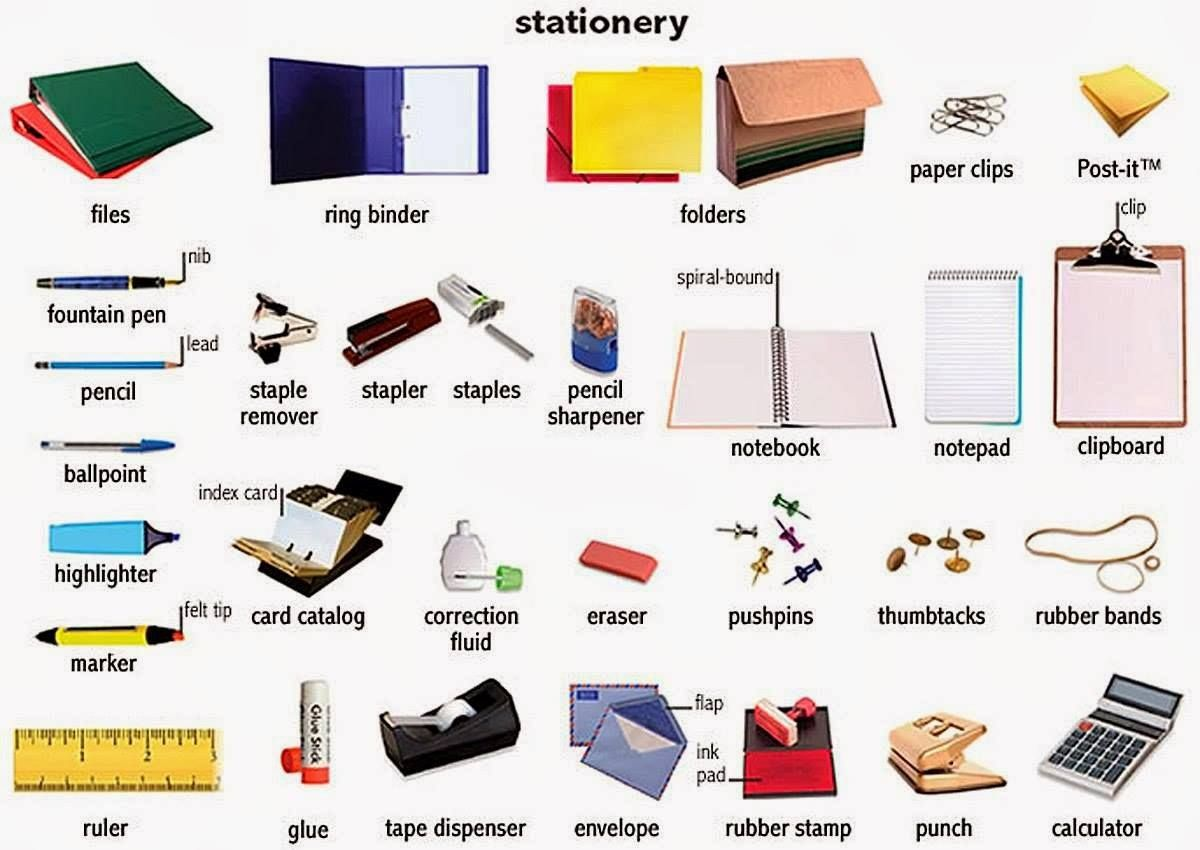 Stationary Vocab