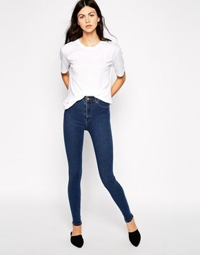 I can't wait to get my hands on these jeans! Dramatically skinny ...