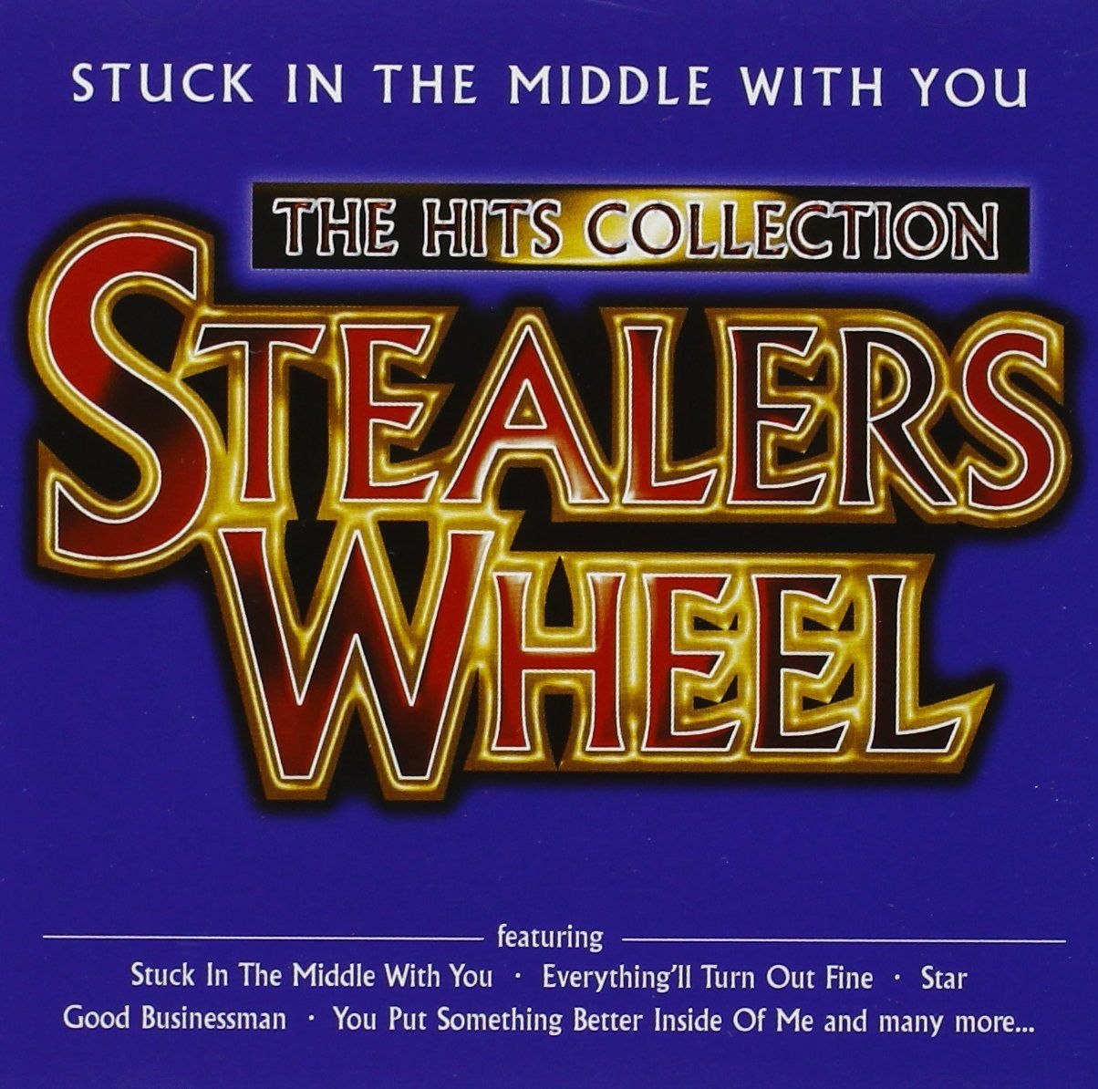 Stealers Wheel - Stuck In The Middle With You...