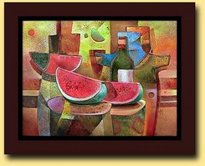 pintura para salas modernas y clasicas para decorar un comedor o ...