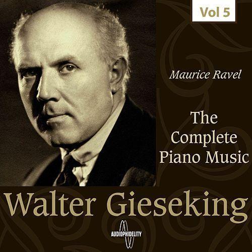 The Complete Piano Music - Walter Gieseking, Vol. 5 de Walter Gieseking
