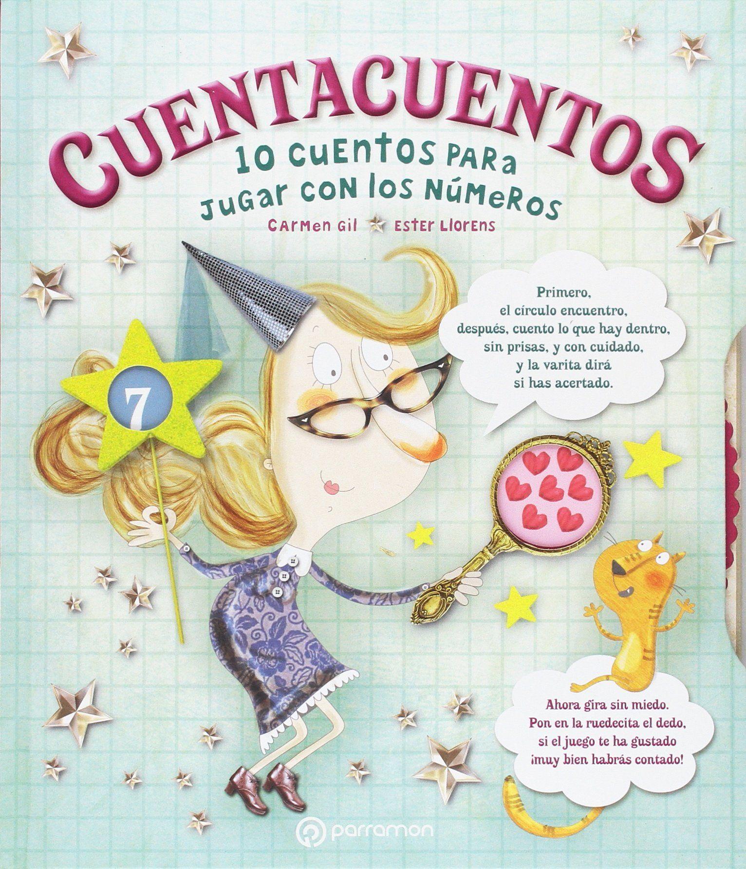 Cuentacuentos 10 Cuentos Para Amazon Es Carmen Gil Ester