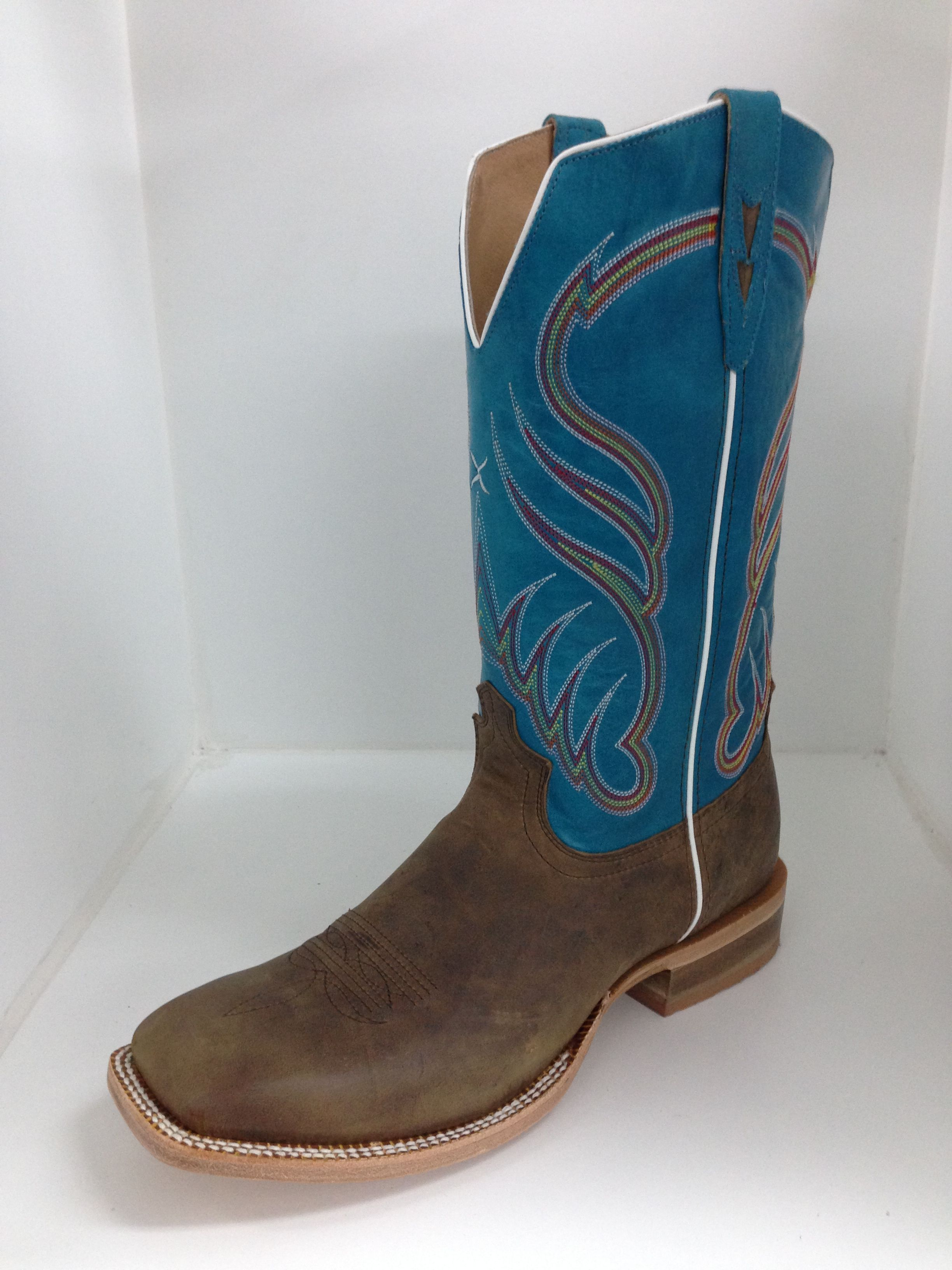b4f7f0b84b5 Twisted X Boots - Men's Rancher - MRAL007 | Gold Buckle Collection ...