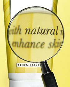 """Stumped by the claims of """"natural""""? Here's what those beauty product symbols really mean."""