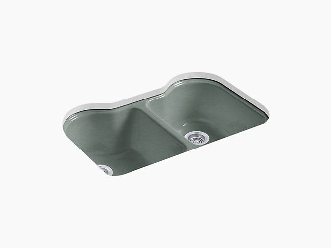 Iron Tones Drop In Undermount Cast Iron 17 In Single Bowl Kitchen Sink In Sandbar Products Single Bowl Kitchen Sink Bar Sink Sink