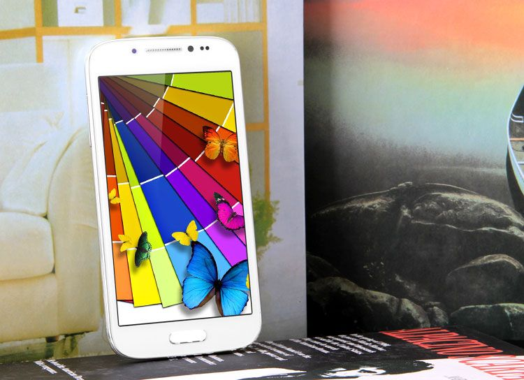 4.7 inch GT-A9500 Android 4.2 Smartphone SP6820A 1GHz Dual SIM Dual Cameras Bluetooth WiFi $50.25