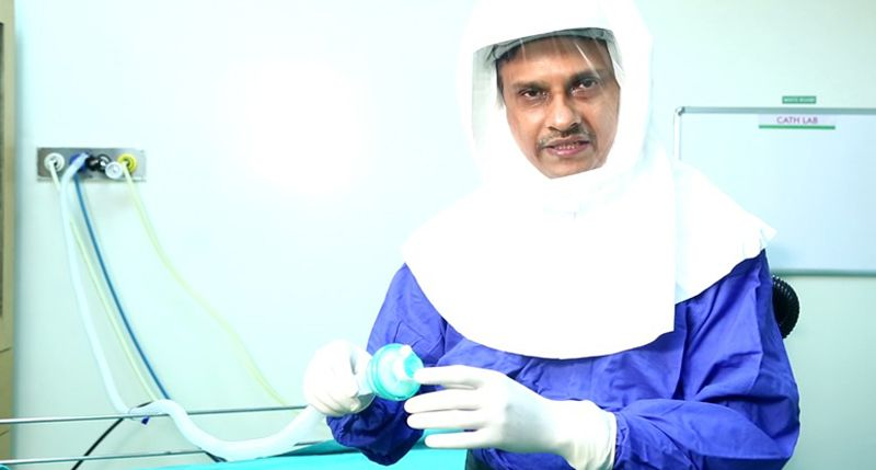 Meenakshi Hospital Designs Low Cost Respirator Offering 100% Protection from COVID-19 Infections in Operation Theatres